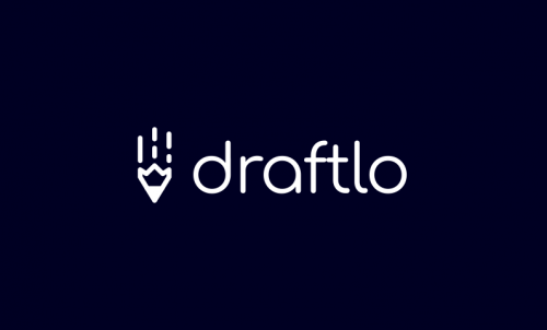 Draftlo - Friendly startup name for sale