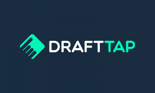 Drafttap - Food and drink brand name for sale