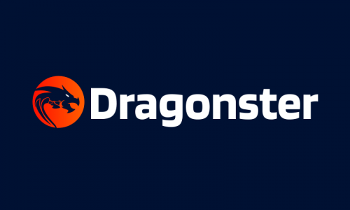 Dragonster - Video games company name for sale