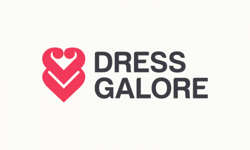 Dressgalore - Clothing startup name for sale