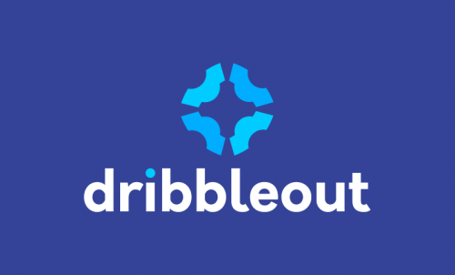 Dribbleout - Retail domain name for sale