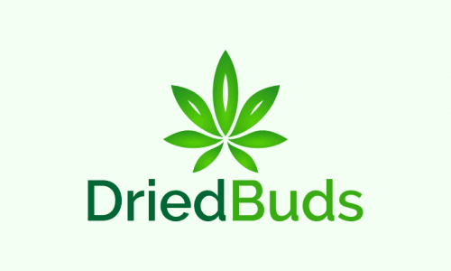 Driedbuds - Dining startup name for sale