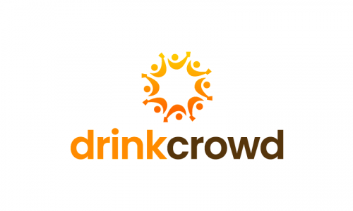 Drinkcrowd - Food and drink product name for sale