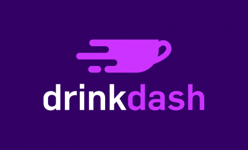 Drinkdash - Food and drink business name for sale