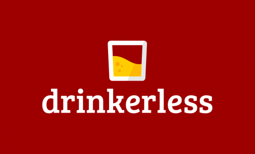 Drinkerless - Nutrition startup name for sale