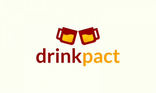 Drinkpact - E-commerce brand name for sale