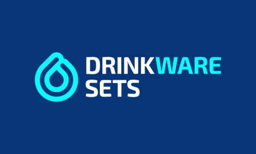 Drinkwaresets - E-commerce brand name for sale