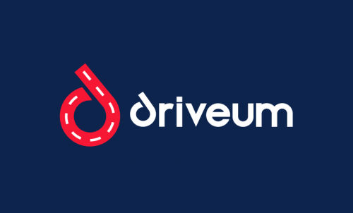 Driveum - Automotive domain name for sale