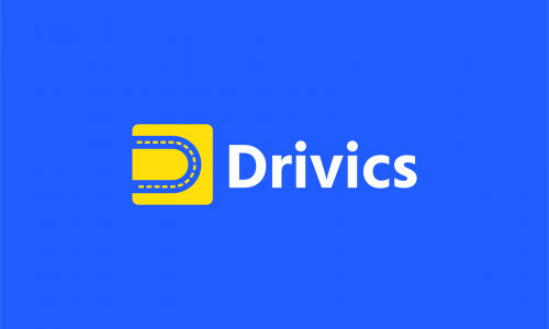 Drivics - Automotive domain name for sale