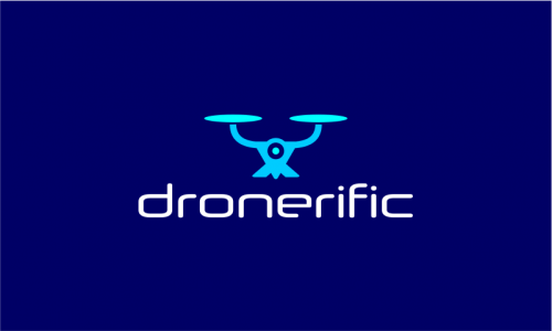 Dronerific - Potential business name for sale