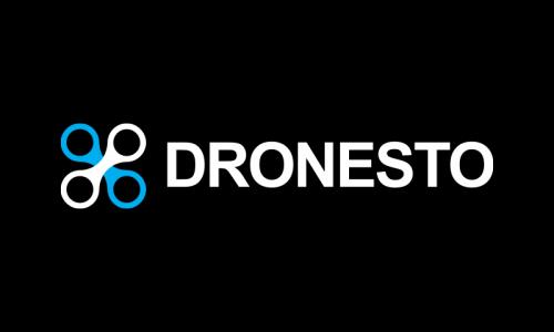 Dronesto - Robotics brand name for sale