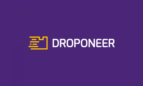 Droponeer - E-commerce company name for sale