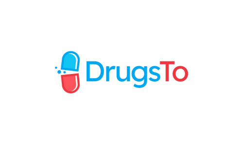 Drugsto - Pharmaceutical startup name for sale