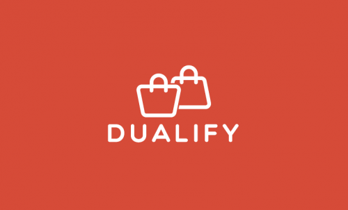 Dualify - E-commerce domain name for sale