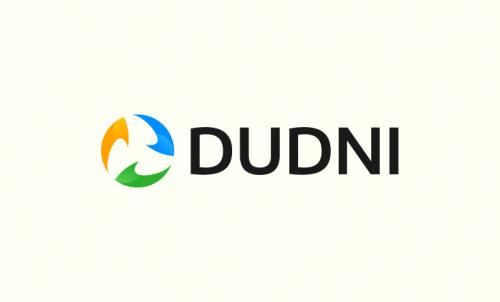 Dudni - Media domain name for sale