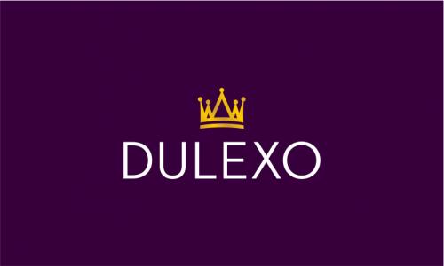 Dulexo - E-commerce business name for sale