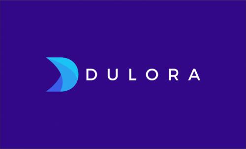 Dulora - E-commerce domain name for sale