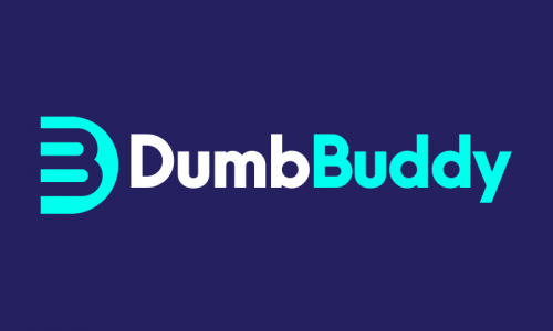 Dumbbuddy - E-commerce brand name for sale