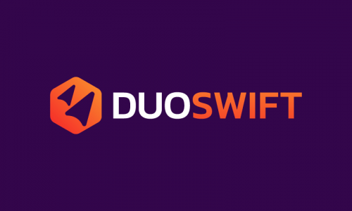 Duoswift - E-commerce startup name for sale