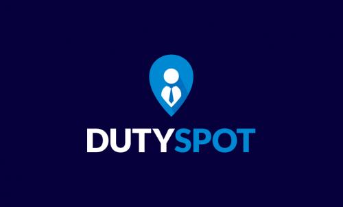 Dutyspot - Recruitment domain name for sale