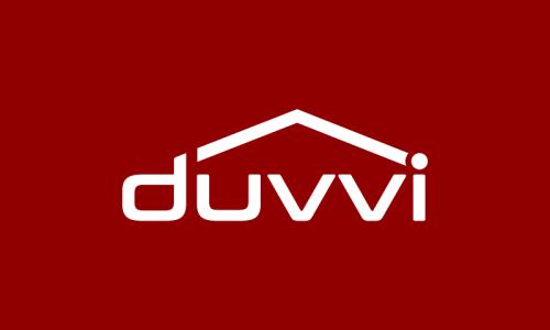 Duvvi - E-commerce domain name for sale