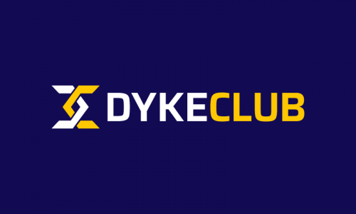 Dykeclub - Retail brand name for sale