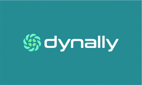 Dynally - Marketing product name for sale