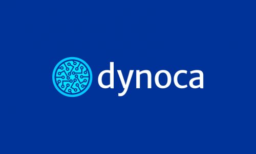 Dynoca - Marketing startup name for sale
