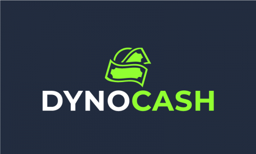 Dynocash - Finance domain name for sale
