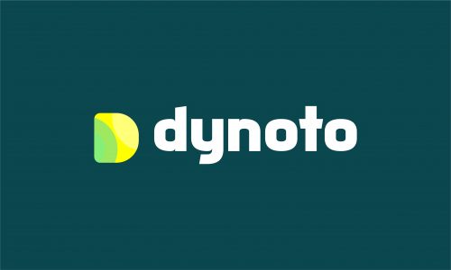 Dynoto - E-commerce startup name for sale