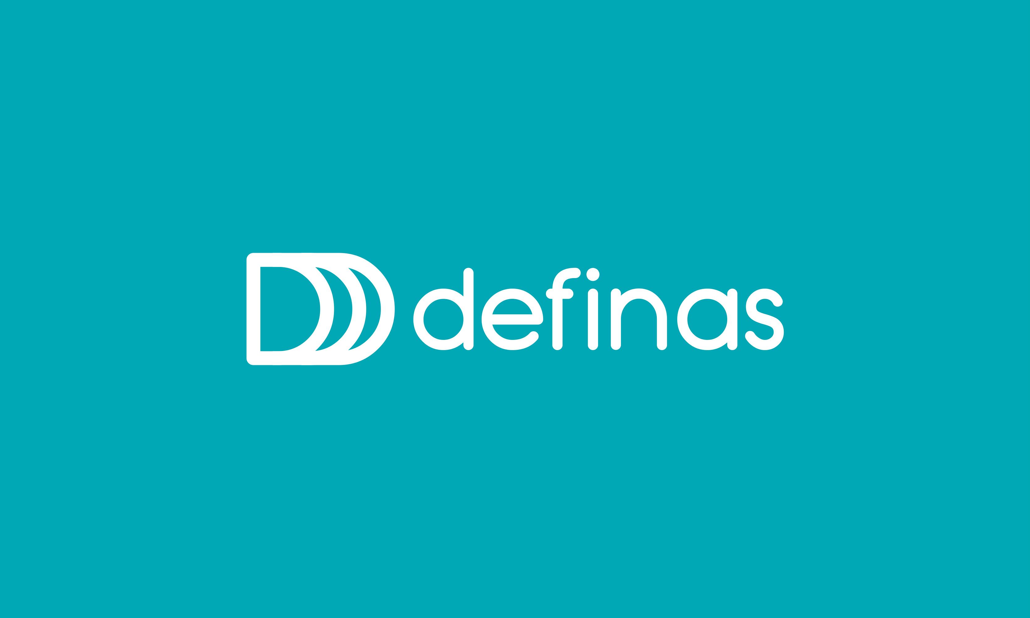 Definas logo