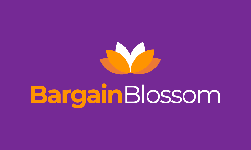 Bargainblossom - Sales promotion company name for sale