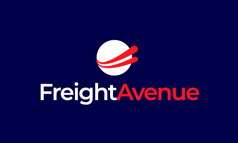 Freightavenue - Logistics brand name for sale