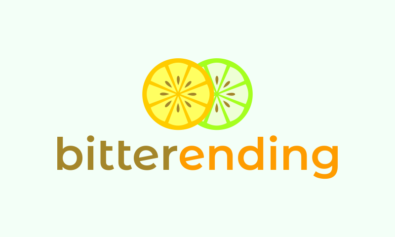 Bitterending - Food and drink startup name for sale