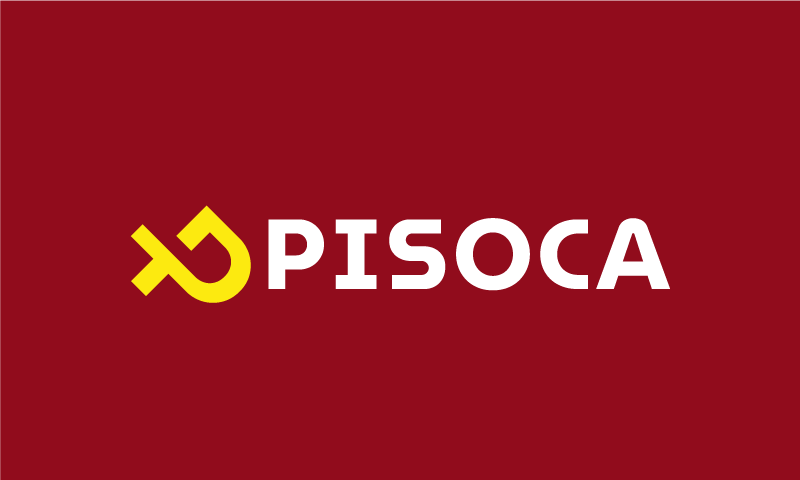 Pisoca - Technology company name for sale