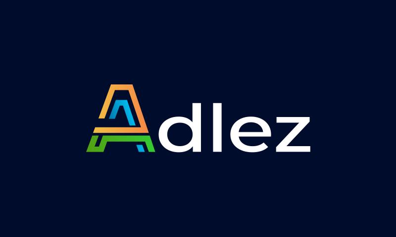 Adlez - Advertising brand name for sale