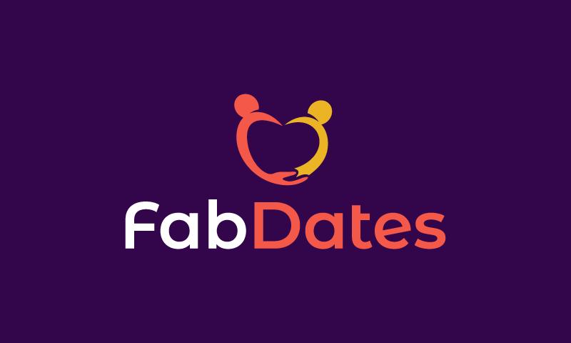 Fabdates - Social startup name for sale