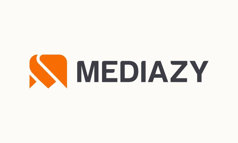 Mediazy - Media domain name for sale