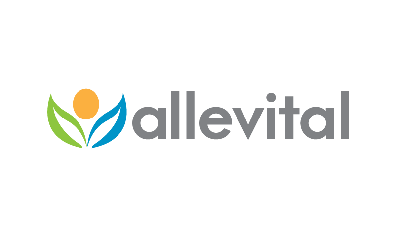 Allevital - E-commerce domain name for sale