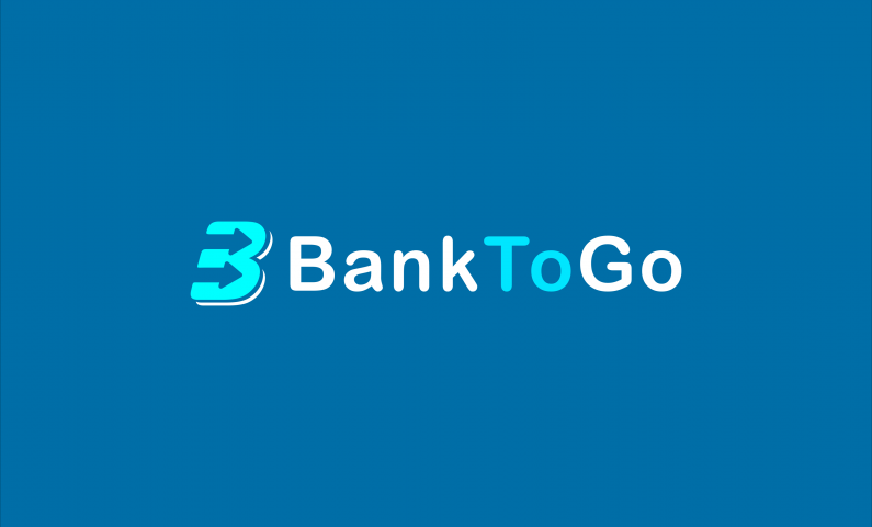 Banktogo - Banking startup name for sale