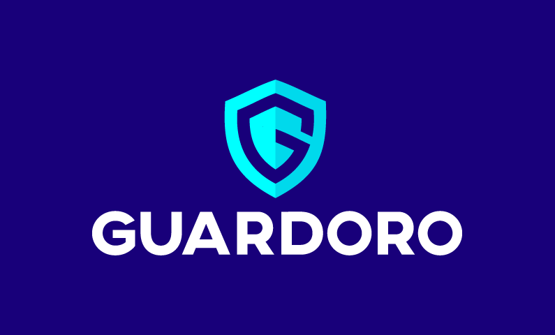 Guardoro - Security startup name for sale
