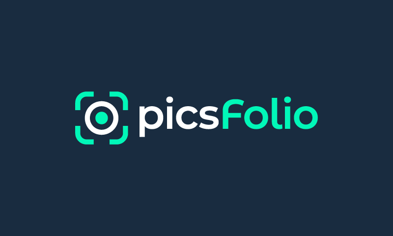 PicsFolio logo