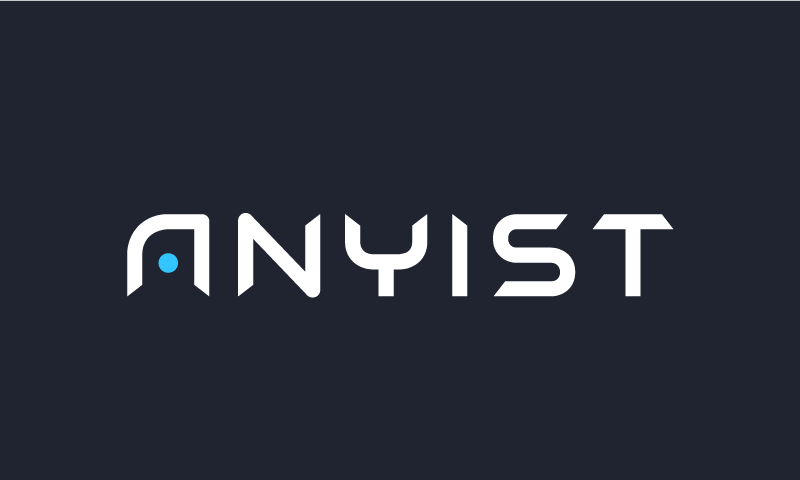 Anyist - Finance product name for sale
