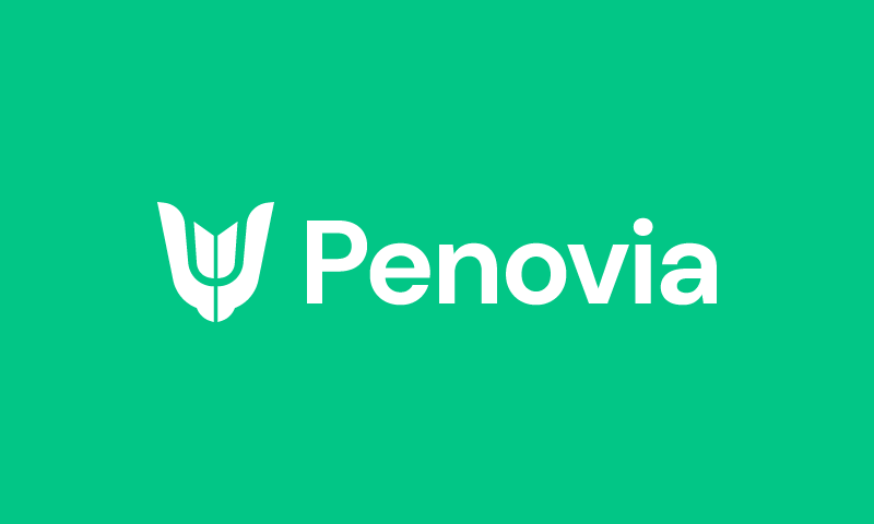 Penovia - Retail company name for sale