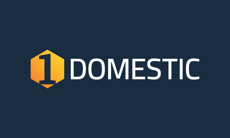 1domestic - Business business name for sale
