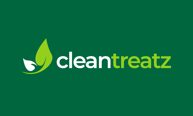 Cleantreatz - E-commerce brand name for sale