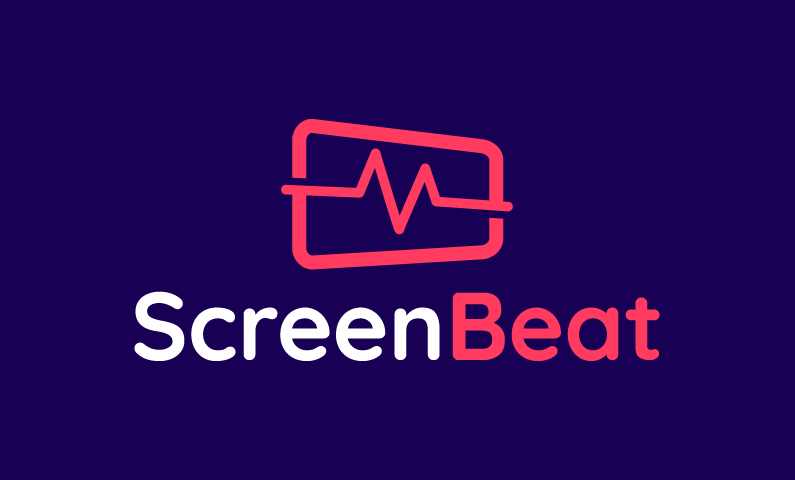 ScreenBeat logo