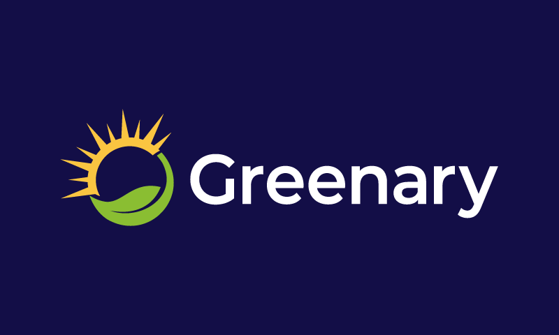 Greenary - Green industry brand name for sale