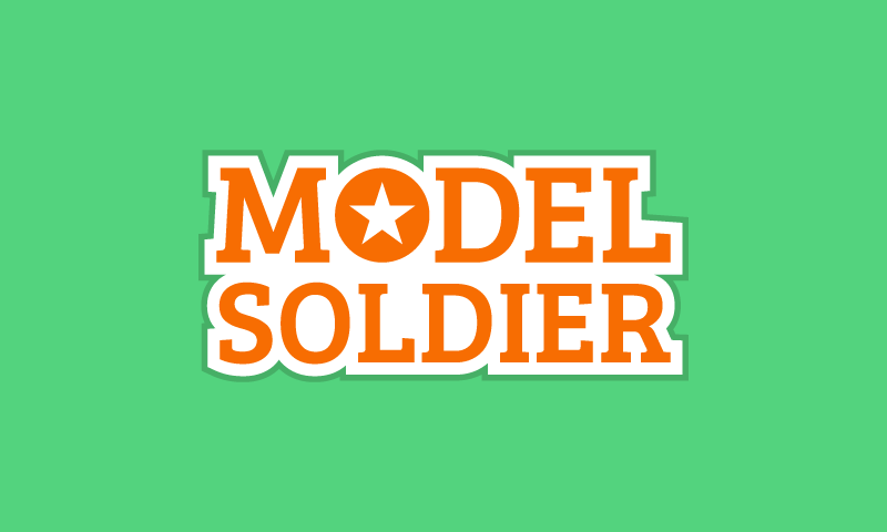 Modelsoldier - Healthcare domain name for sale