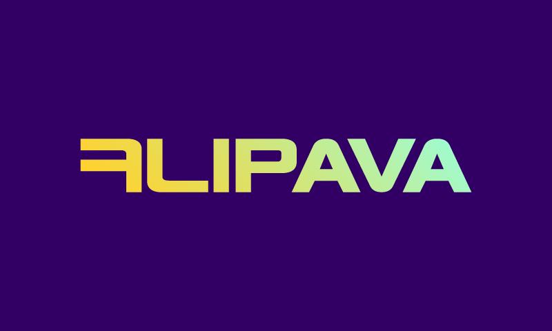 Flipava - Finance business name for sale